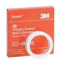 "1966-1967 Ford Fairlane 3M Scotch® Thread Sealant and Lubricant Tape, 1/2"" x 260"""