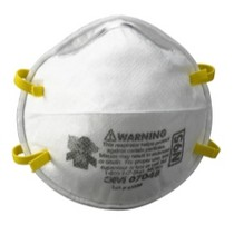 1960-1964 Ford Galaxie 3M Particulate Respirator N95, 20 per Box