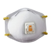 Universal (All Vehicles) 3M Particulate Respirator N95, 10 per Box