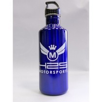 1997-2001 Cadillac Catera 425 Motorsports 44oz. SS Water Bottle- Blue