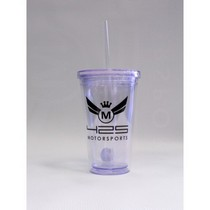 1960-1964 Ford Galaxie 425 Motorsports Tumbler Clear