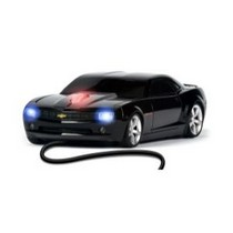 2000-2007 Ford Taurus Four Doors Media Camaro (Black) - Wired Mouse