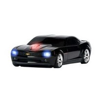 1997-1998 Honda_Powersports VTR_1000_F Four Doors Media Camaro (Black) Wireless Mouse