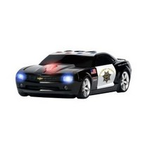 2003-2009 Toyota 4Runner Four Doors Media Camaro (Highway Patrol) Wireless Mouse