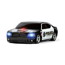 1997-1998 Honda_Powersports VTR_1000_F Four Doors Media Dodge Charger (Police) Wireless Mouse