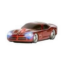 1967-1970 Pontiac Executive Four Doors Media Viper SRT10 (Red) Wireless Mouse