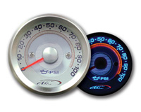 1998-2000 Ford Ranger AC Autotechnic Gauges - S7 Race Oil Pressure