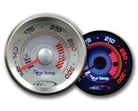 1998-2000 Ford Ranger AC Autotechnic Gauges - S7 Race Oil Temperature