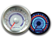 1967-1968 Mercury Brougham AC Autotechnic Gauges - S7 Race Air/Fuel Ratio
