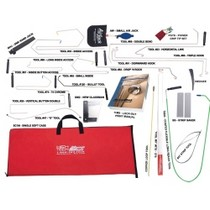 2003-2006 Mercedes Sl-class Access Tools 27 Piece Basic Combo Complete Car Opening Set