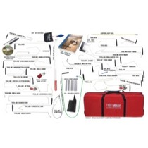 2003-2006 Mercedes Sl-class Access Tools 47 Piece Super Combo Complete Car Opening Set