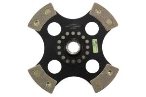 2000-2004 Ford Focus ZX3, 2002-2004 Ford Focu;  ZX5, ZTS, ZTW 5-Speed Only ACT 4-Pad Rigid Race Clutch Disc