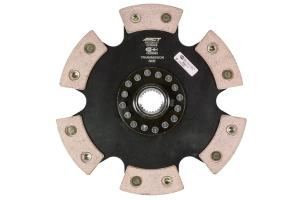 2000-2004 Ford Focus ZX3, 2002-2004 Ford Focu;  ZX5, ZTS, ZTW 5-Speed Only ACT 6-Pad Rigid Race Clutch Disc