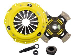 2003-9999 Dodge Neon ACT Clutch Kit - Heavy Duty Pressure Plate (Race Sprung 4-Pad Disc)