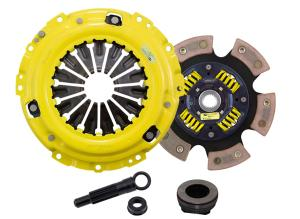 2003-9999 Dodge Neon ACT Clutch Kit - Heavy Duty Pressure Plate (Race Sprung 6-Pad Disc)