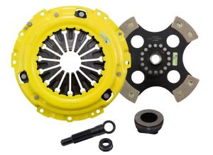 2003-9999 Dodge Neon ACT Clutch Kit - Heavy Duty Pressure Plate (Race Rigid 4-Pad Disc)