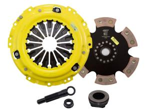 2003-9999 Dodge Neon ACT Clutch Kit - Heavy Duty Pressure Plate (Race Rigid 6-Pad Disc)