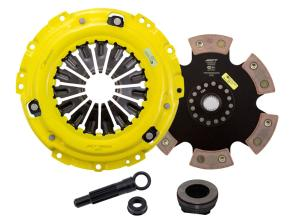 2003-9999 Dodge Neon ACT Clutch Kit - Xtreme Pressure Plate (Race Rigid 6-Pad Disc)