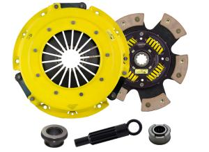 1999-2004 Ford Mustang ACT Clutch Kit - Heavy Duty Pressure Plate (Race Sprung 6-Pad Disc)