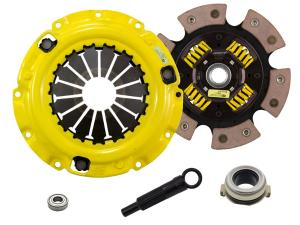 1993-1997 Ford Probe ACT Clutch Kit - Xtreme Pressure Plate (Race Sprung 6-Pad Disc)