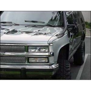 Chevrolet C- and K-Series Truck Fiberglass Fenders at Andy's