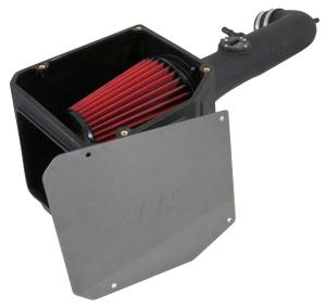 Filter BCP BLACK 2015-2019 Escalade ESV 6.2L V8 Heat Shield Cold Air Intake