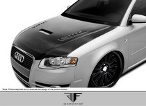 Audi S4 Carbon Fiber Hoods At Andy S Auto Sport