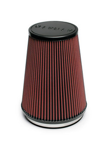 1986-1995 Mercedes E-Class Airaid Air Filter - Cone 6 X 7 1/4 X 5 X 9