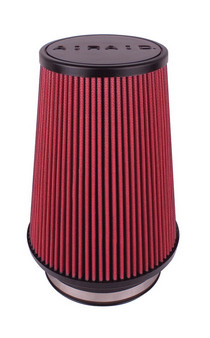 1986-1995 Mercedes E-Class Airaid Air Filter - Cone 5 X 7 1/4 X 5 X 9 W/Long Flange