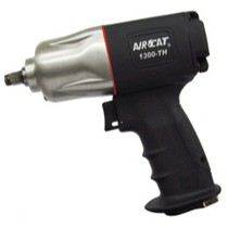 "2002-9999 Mazda Truck AirCat 3/8"" Drive Impact Wrench With Black Composite Body"