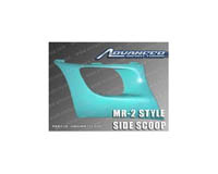 2003-2005 Infiniti Fx AIT Scoops - MR-2 Style