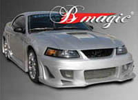 1999-2004 Ford Mustang AIT Vascious Style Body Kit