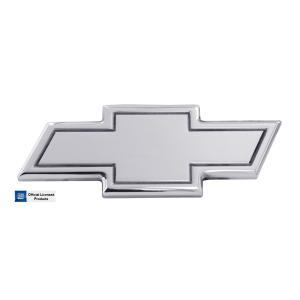 GM Black License Plate w Gold Silver Cobalt Logo /& Chevy Emblem