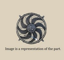 All Vehicles (Universal) American Eagle 16 Inch Electric Fan Kit