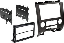 2002-9999 Mazda Truck American International Radio Trim Bezel Installation Kit (Flat Black)