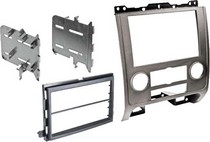 2002-9999 Mazda Truck American International Radio Trim Bezel Installation Kit (Silver)