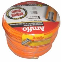 "1993-2002 Ford Econoline Amflo Three Rolls of 3/8"" x 50' Orange PVC Air Hose"