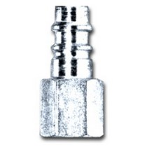 "1997-2004 Chevrolet Corvette Amflo 1/4"" Hi-Flo Steel Plug (Male)"