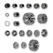 1999-9999 Saab 9-5 Ammco Brake Lathe Hub and Hubless Adapter Kit