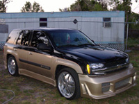Chevrolet Trailblazer Body Kits at Andy's Auto Sport