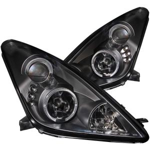 Spyder Auto 5011848 Halo LED Projector Headlights Fits 00-05 Celica