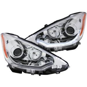 2008 prius headlight lens replacement
