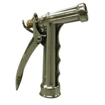 Universal (All Vehicles) Apache Hose and Belting Co. Zinc. Pistol Grip Water Nozzle