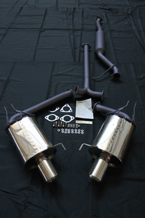 Apexi Exhaust Systems For Acura Tsx At Andys Auto Sport - Acura tsx exhaust