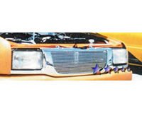 Fits 93-95 Isuzu Pickup 93-97 Rodeo Main Upper Billet Grille Insert