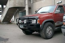 Nissan Pick Up Bumpers At Andy S Auto Sport