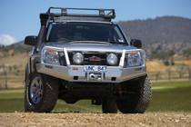 Isuzu Rodeo Bumpers at Andy's Auto Sport