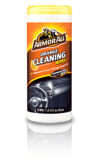 All Jeeps (Universal), All Vehicles (Universal), Universal Armor All Orange Cleaning Wipes