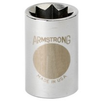"1977-1984 Oldsmobile 98 Armstrong 1/2"" Drive 8 Point Standard Length Socket - 5/8"""