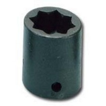 "1977-1984 Oldsmobile 98 Armstrong 1/2"" Drive 8 Point Standard Impact Socket - 5/8"""